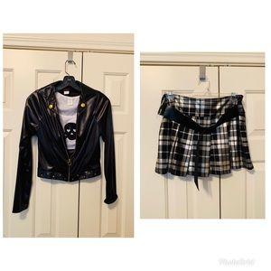 Halloween Costume - Sexy Rocker or Rock Groupie